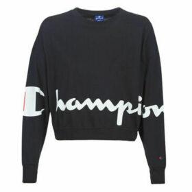 Champion  -  women's Sweatshirt in Black