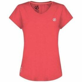 Dare 2b  Vigilant Active T-Shirt Orange  women's T shirt in Orange