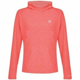 Dare 2b  Sprint City Lightweight Hoodie Orange  women's Sweatshirt in Orange