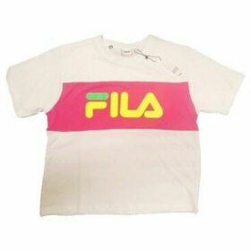Fila  Allison  women's T shirt in Pink