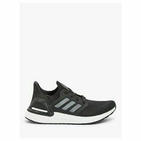 adidas UltraBoost 20 Women's Running Shoes, Core Black/Night Met./FTWR White