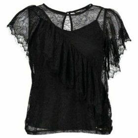 Guess  T-shirt short sleeves Women  women's Blouse in multicolour