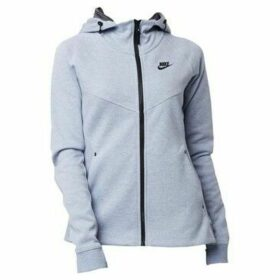 Nike  Tech Fleece Hoodie  women's Sweatshirt in multicolour