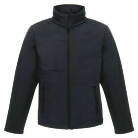 Professional  Octagon II Printable 3 Layer Membrane Softshell Jacket Blue  women's Jacket in Blue