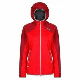 Regatta  Tarvos Softshell Jacket Red  women's Jacket in Red