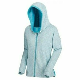 Regatta  Ramira Full Zip Fleece Hoodie Blue  women's Sweatshirt in Blue