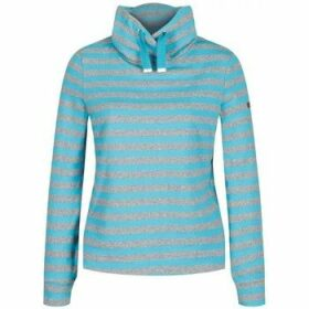 Regatta  Celestia Long Sleeve Top Blue  women's Sweatshirt in Blue