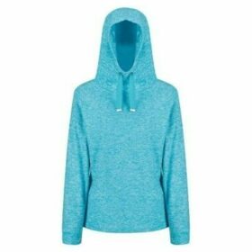 Regatta  Calantha Lightweight Hooded Fleece Blue  women's Sweatshirt in Blue