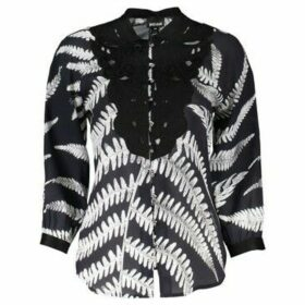 Roberto Cavalli  Shirt with long Sleeves  Women  women's Shirt in multicolour