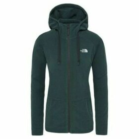The North Face  Mezzaluna Jacke Laurel Wreath  women's Sweatshirt in Green
