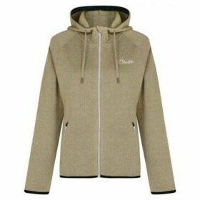 Dare 2b  Vanity Full Zip Hoodie Brown  women's Fleece jacket in Brown