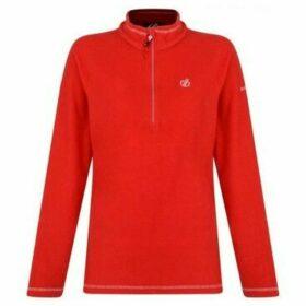 Dare 2b  Freeform Half Zip Lightweight Fleece Red  women's Fleece jacket in Red
