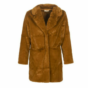 Moony Mood  -  women's Coat in Brown