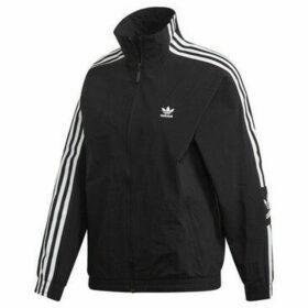 adidas  CHAQUETA ED7538  women's Tracksuit jacket in Black