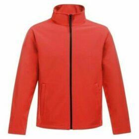 Professional  Ablaze Printable Softshell Jacket Red  women's Fleece jacket in Red