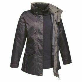 Professional  Benson III Breathable 3 in 1 Jacket Blue  women's Coat in Blue