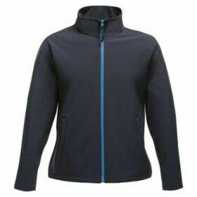 Professional  Ablaze Printable Softshell Jacket Black  women's Tracksuit jacket in Black
