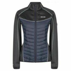 Regatta  Bestla Hybrid Lightweight Jacket Grey  women's Jacket in Grey