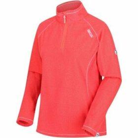 Regatta  Montes Lightweight Half-Zip Fleece Orange  women's Fleece jacket in Orange