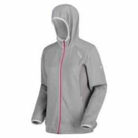 Regatta  Tarnis II Hooded Fleece Grey  women's Fleece jacket in Grey