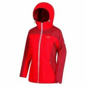 Regatta  Whitlow Waterproof Insulated Jacket Red  women's Fleece jacket in Red