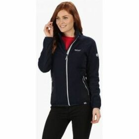 Regatta  Kestor Full Zip Stretch Fleece Blue  women's Fleece jacket in Blue