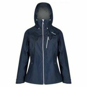 Regatta  Holtridge Waterproof Shell Jacket Blue  women's Coat in Blue