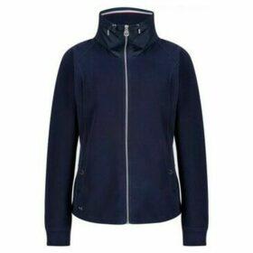 Regatta  Danique Full Zip Funnel Neck Fleece Blue  women's Fleece jacket in Blue