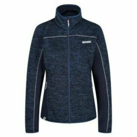 Regatta  Laney VI Full Zip Stretch Fleece Blue  women's Fleece jacket in Blue