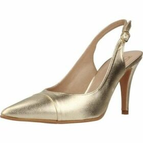 Joni  50847  women's Court Shoes in Gold