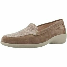 Stonefly  PASEO  women's Loafers / Casual Shoes in Brown