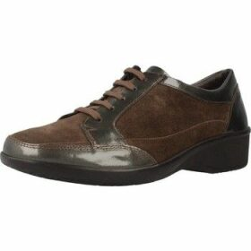 Stonefly  PASEO II  women's Shoes (Trainers) in Brown