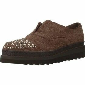 Alma En Pena  429  women's Loafers / Casual Shoes in Brown