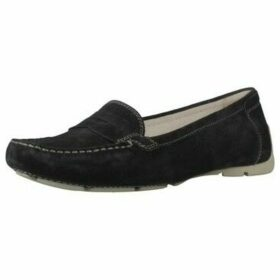 Stonefly  106145  women's Loafers / Casual Shoes in Black