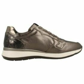 Nero Giardini  A806580D  women's Shoes (Trainers) in Gold