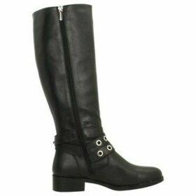Carmela  66430C  women's High Boots in Black