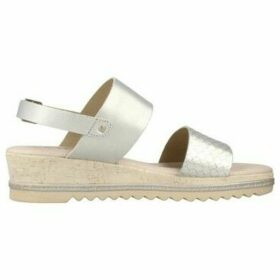 Carmela  66161C  women's Sandals in Silver