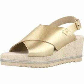 Carmela  66185C  women's Sandals in Gold