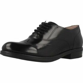 Stonefly  CLYDE 14 BRUSH OFF  women's Smart / Formal Shoes in Black