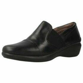Stonefly  LICIA II  women's Loafers / Casual Shoes in Black