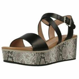 Stonefly  DIVA 5  women's Sandals in Black