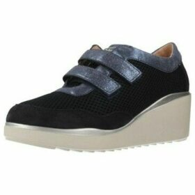 Stonefly  110121  women's Shoes (Trainers) in Blue
