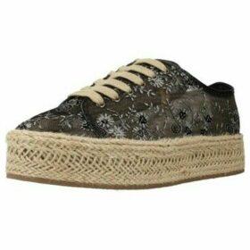 She Sport  64 7602  women's Espadrilles / Casual Shoes in Black