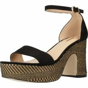 Different  64 8538  women's Sandals in Black