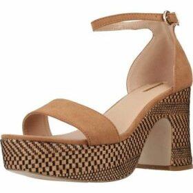 Different  64 8538  women's Sandals in Brown