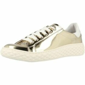 Café Noir  DD930  women's Shoes (Trainers) in Gold