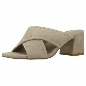Carmela  SANDALIA TIRAS CRUZADAS  women's Mules / Casual Shoes in Brown