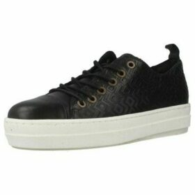 Gas  ROMA ETNICO  women's Shoes (Trainers) in Black