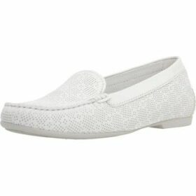 Stonefly  106129  women's Loafers / Casual Shoes in White