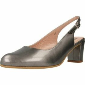Piesanto  73267  women's Court Shoes in Silver